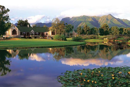 The Fancourt Hotel and Golf Estate in George