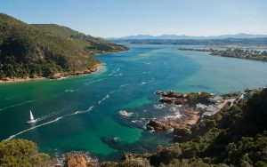 View from Knysna's East Heads