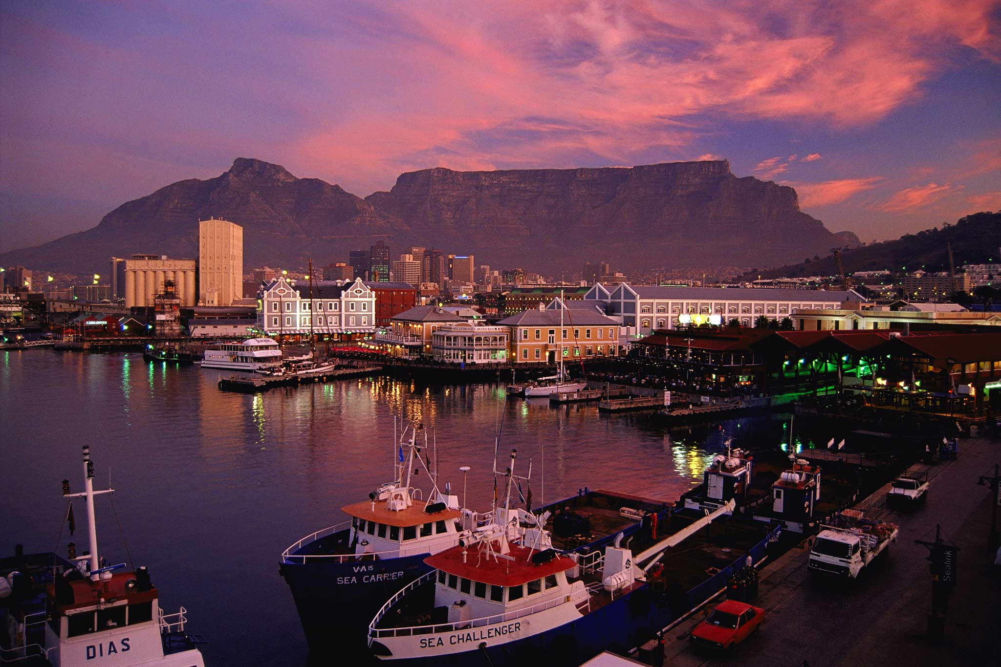 Top Best Waterfront Restaurants In Cape Town