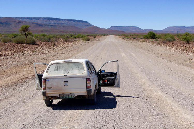 Auf Selbstfahrertour in Namibia