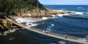 Garden Route National Park, spot photo en Afrique du Sud