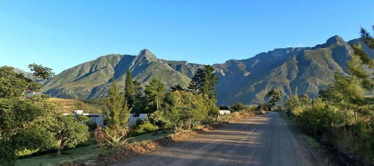 Ausblick auf der Panorama Route