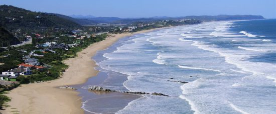A view of Wilderness along the Garden Route