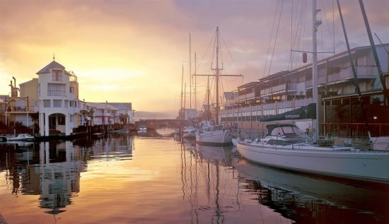 The Waterfront in Knysna