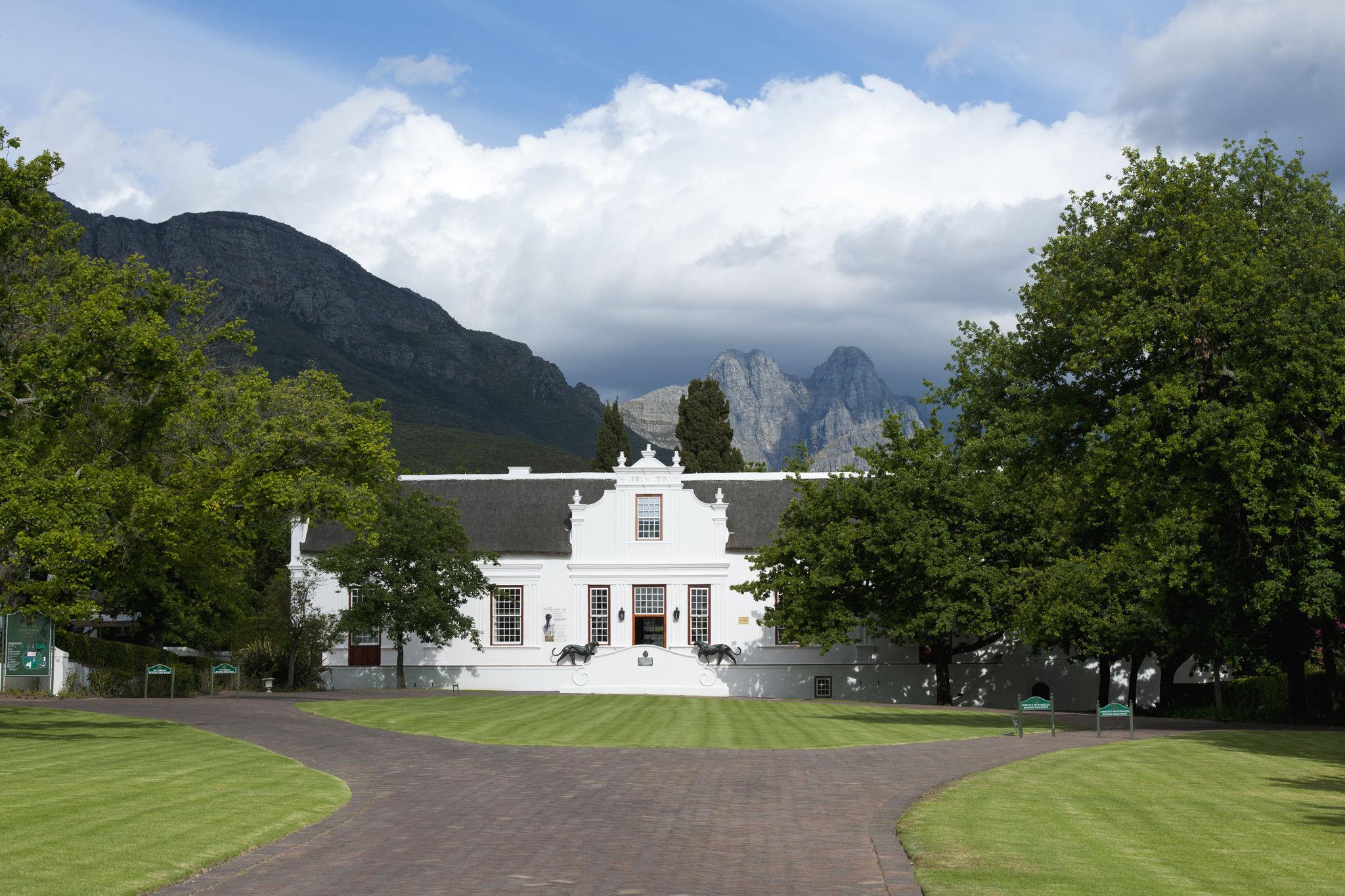 Lanzerac Hotel à Stellenbosch