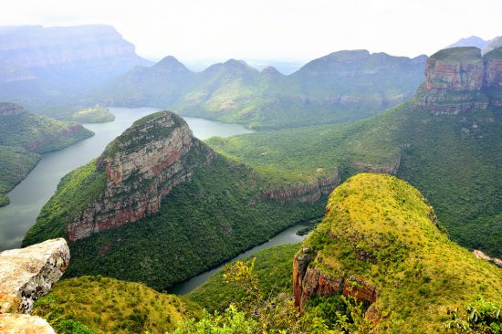 Blyde River Canyon on the Panorama Route