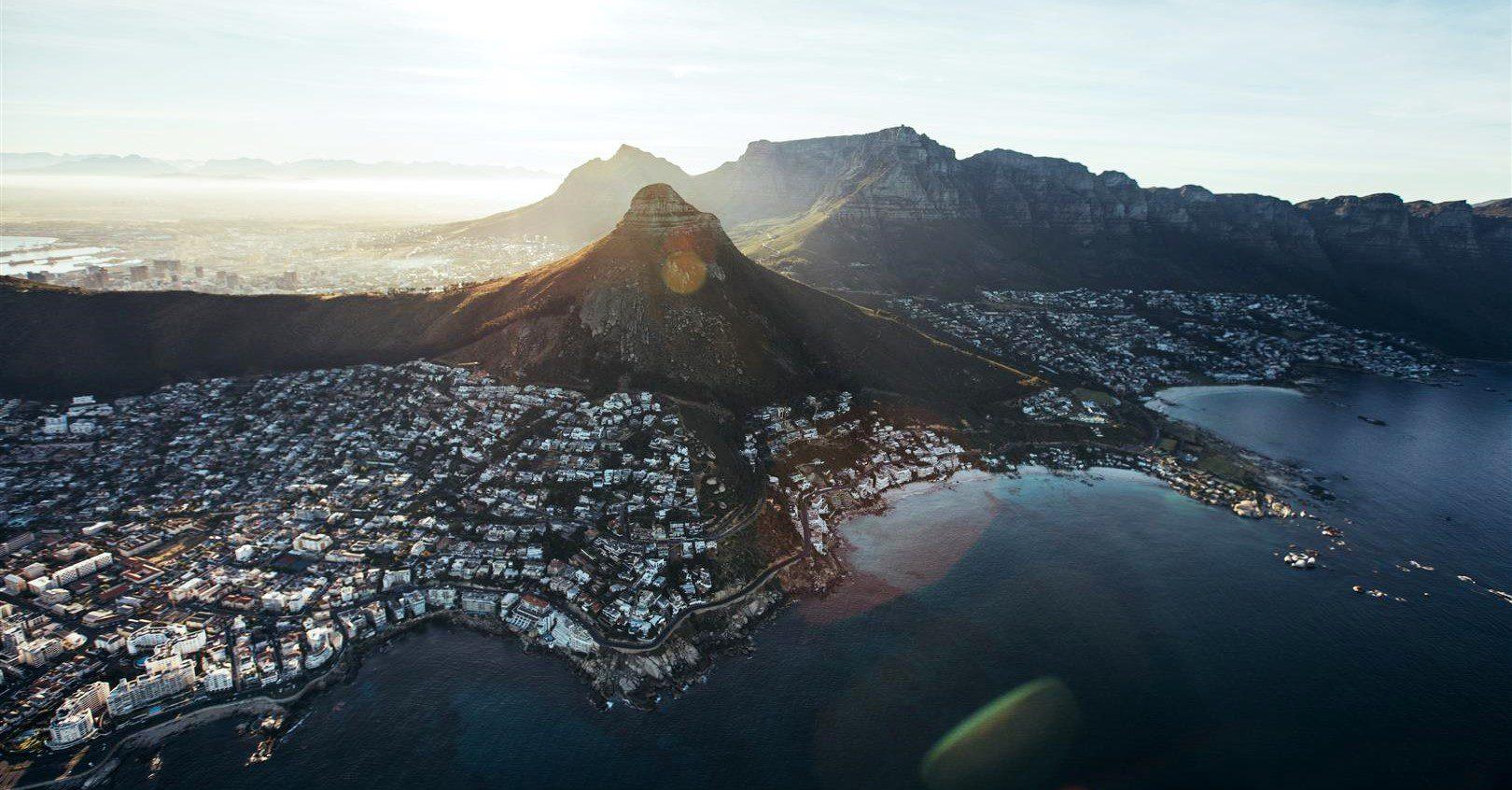 Sommer in Kapstadt
