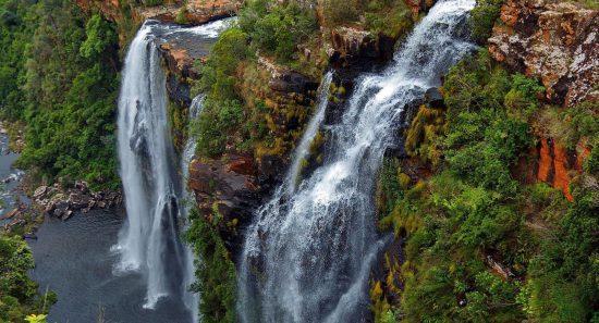 Lisbon Waterfalls, Panorama Route in Mpumalanga, South Africa