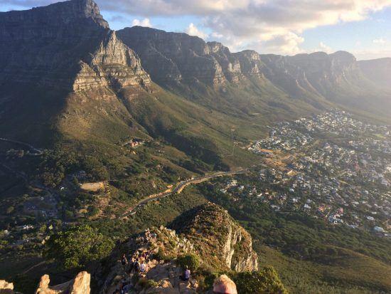 Randonnées à Cape Town : l'incontournable Lion's Head