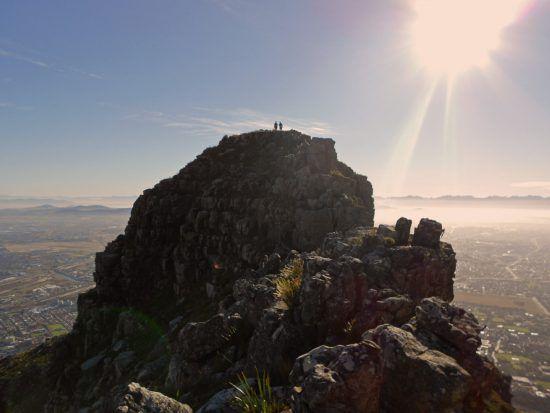 Randonnées à Cape Town : Devil's Peak