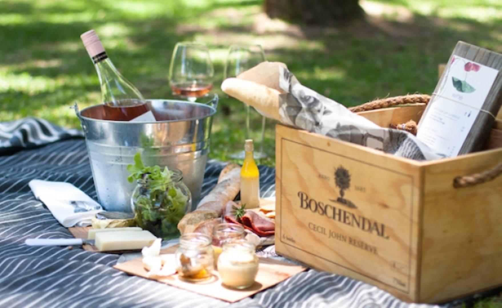 La Route des vins en Afrique du Sud | Boschendal à Franschhoek