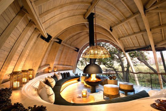 Luxury, comfort and views at Sandibe Okavango