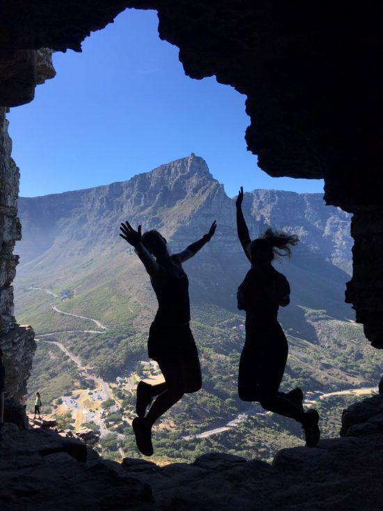 Randonnées à Cape Town : découvrez la grotte cachée de Lion's Head