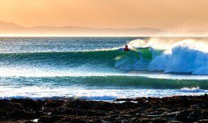 Surf en Port Elizabeth, Sudáfrica