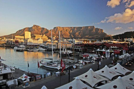 Que faire à Cape Town ? | Port de plaisance, le V&A Watefront