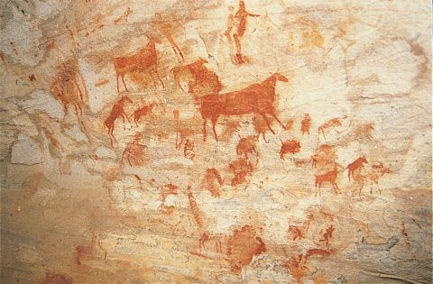 Rock art in the Cederberg