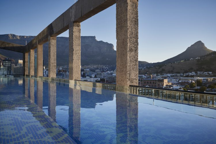 Silo Hotel, Kapstadt