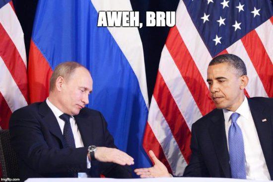 South African slang aweh, bru
