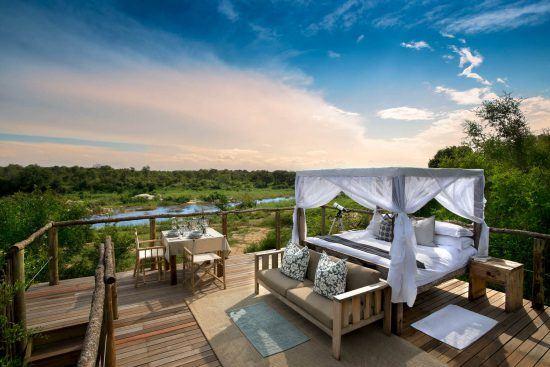 Romantische Baumhäuser auf Safari: Das Tinyeleti Treehouse im Lion Sands Reservat