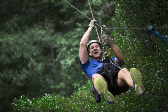 Tsitsikamma Treetop Canopy Tours