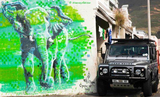 Travel Designer street art tour
