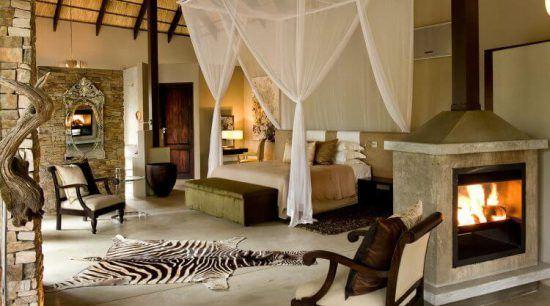 One of the suites at Chitwa Chitwa