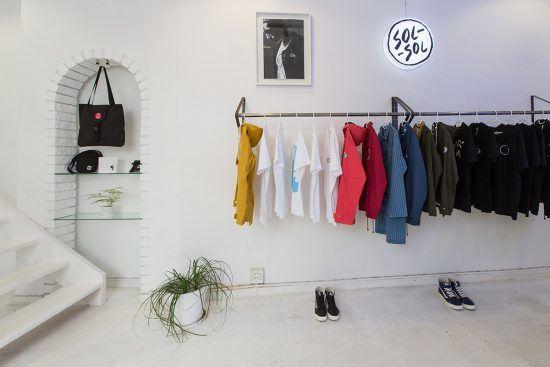 Corner Store esbanja minimalismo