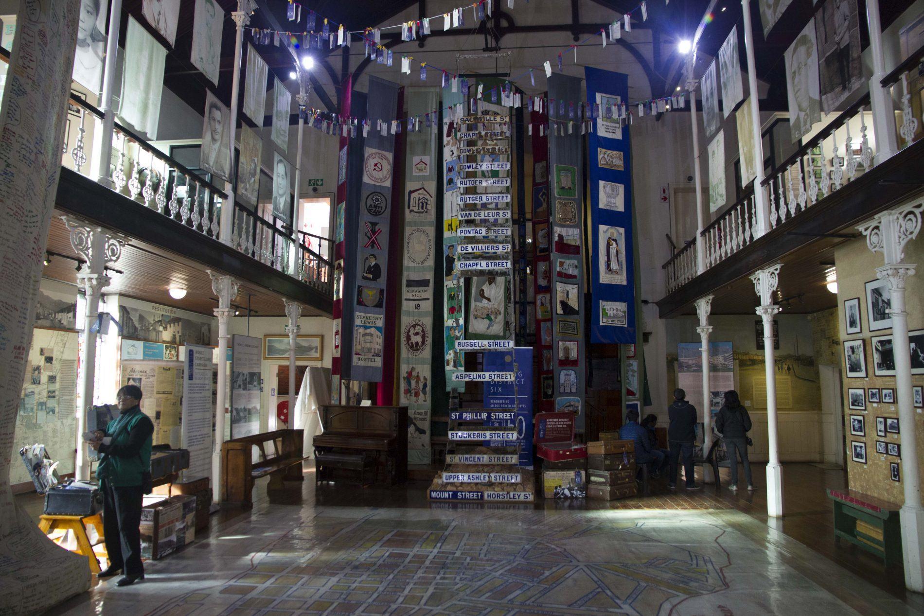 museus em cape town