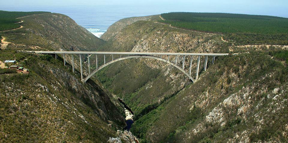 8 motivos para saltar de bungee jump na África do Sul