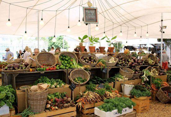 Los mercados de Ciudad del Cabo son una de sus grandes atraccione