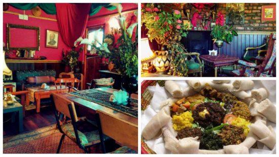 Timbuktu Cafe oferece comida etíope com ótimo custo benefício