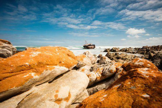 Photo prise par Maresa : Cape Agulhas - Afrique du Sud