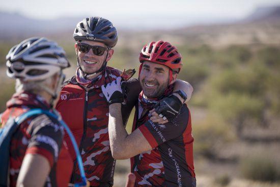 Challenge4ACause cycling buddies