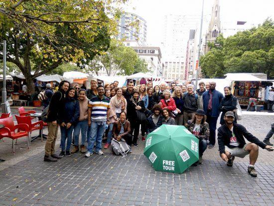 Free City Walking Tours - Tagestouren Kapstadt