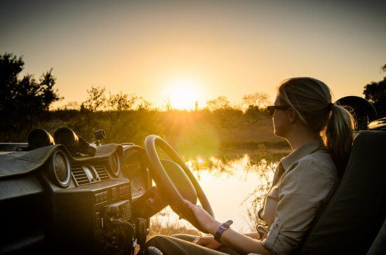 Safari in Kruger can be done by yourself