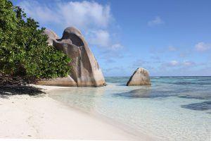 Les Seychelles sont composée d'une myriade d'îles de l'océan indien