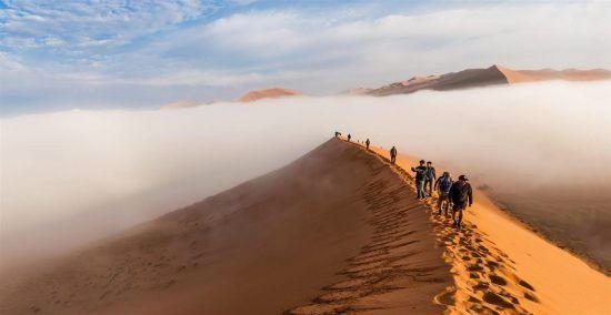 Sossusvlei Dunes await
