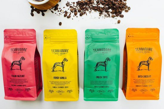 Terbodore Coffee Roasters in the Midlands in South Africa