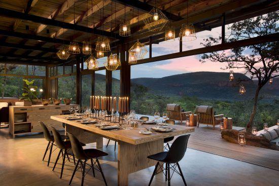 Die Marataba Trails Lodge überzeugt mit Luxus, Stil und Nachhaltigkeit.