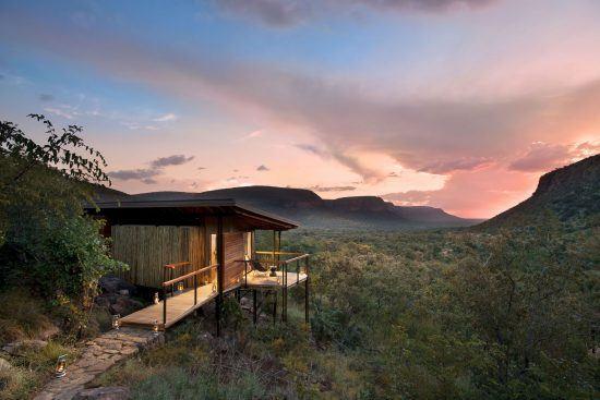 In der Marataba Trails Lodge gibts wirklich nur Sie und das Gefühl von grenzenloser Freiheit.