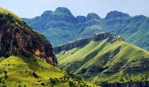 Monts Drakensberg, KwaZulu-Natal, Afrique du Sud