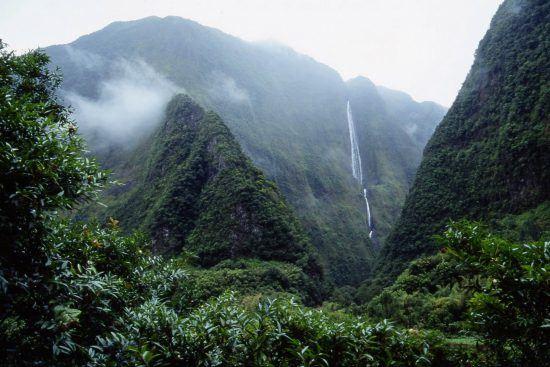 Reiseführer La Réunion: Blick auf Salazie