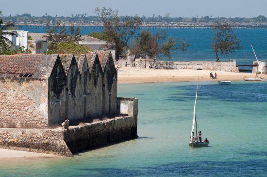 Portuguese architecture in Mozambique