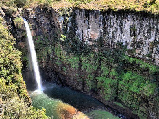 Cataratas Mac Mac, en Mpumalanga