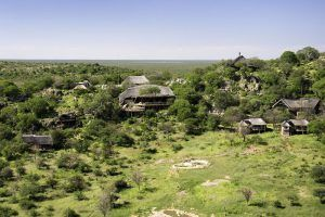 Ongava Lodge overview