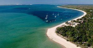 La isla Benguerra, en Mozambique