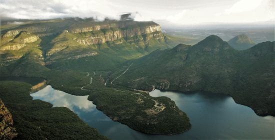 South Africa's landscapes are some of the most beautiful in Africa and the world