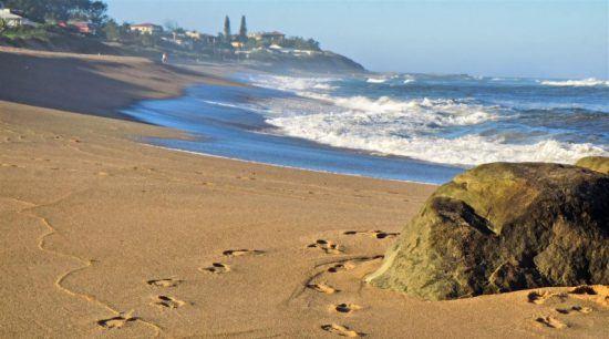 Una de las muchas playas que encontrarás en esta provincia.