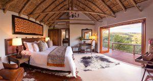 Suite de lujo en Lalibela Lentaba Sarfari Lodge