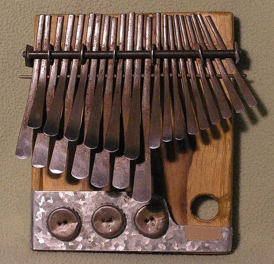Instrument Mbira